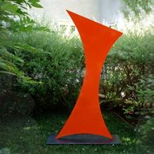 modern abstract contemporary outdoor garden sculpture