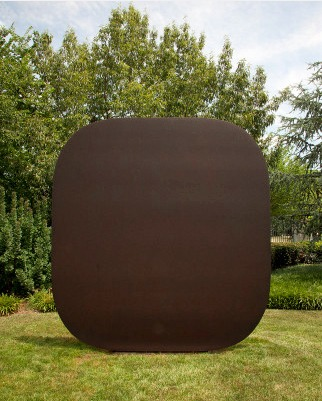Stele II by Ellsworth Kelly - Outdoor Sculpture Garden, Washington, D.C.