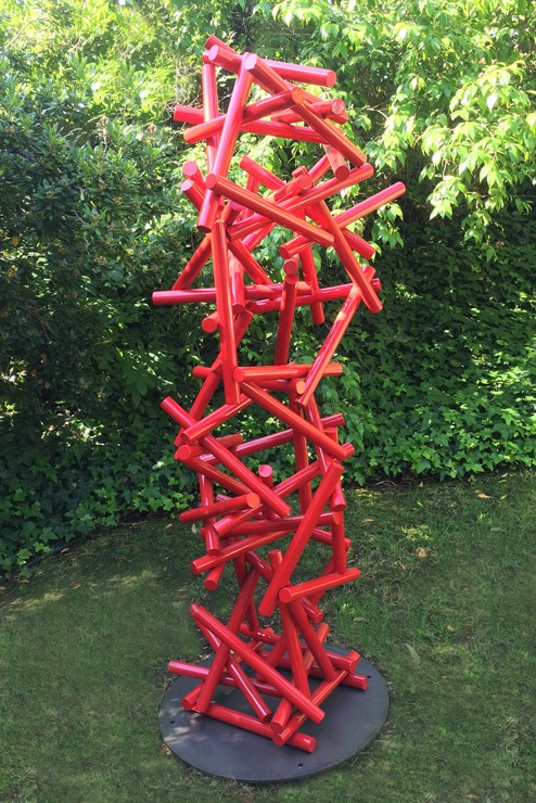 modern contemporary outdoor sculpture Abstract Sculpture