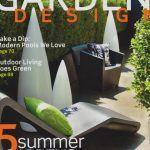 Garden Design Magazine Features Terra Sculpture