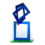 modern abstract art contemporary outdoor sculpture