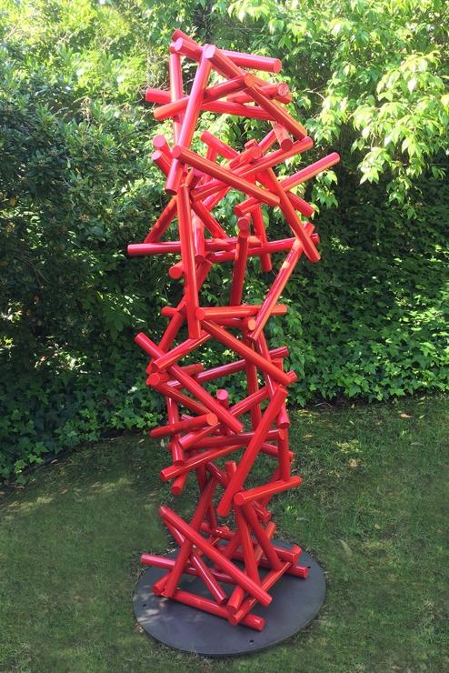 modern contemporary outdoor sculpture Abstract Sculpture