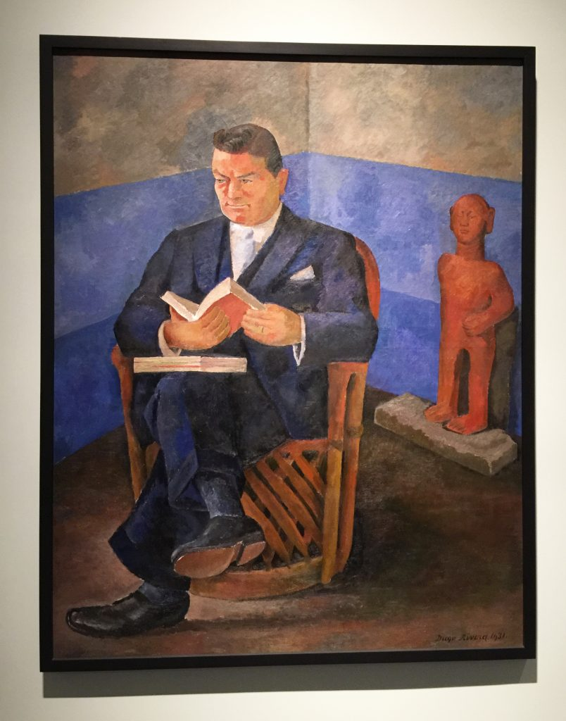 Diego Rivera LACMA modern art contemporary sculpture
