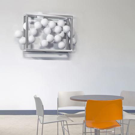 Clarity Wall Sculpture