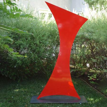 leap sculpture